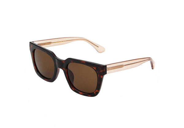 NANCY - Demi Tortoise Sunglasses