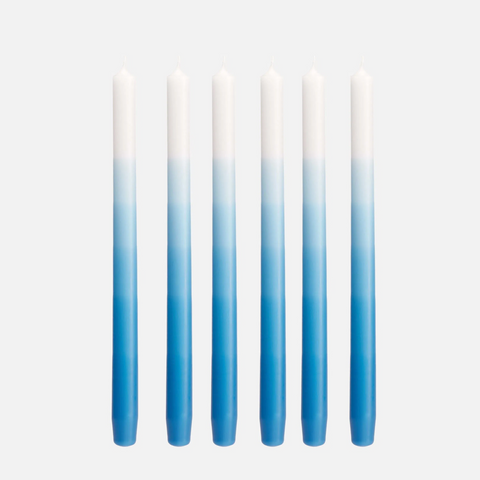Gradient Candle Denim Blue 1 piece