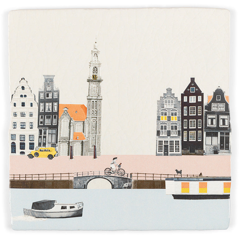 Strolling Through Amsterdam - Tiles
