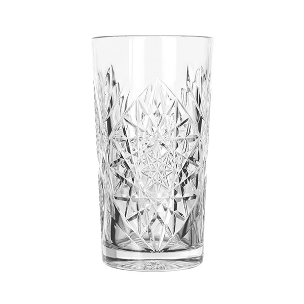 Longdrink Glass Hobstar