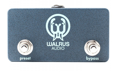 WALRUS AUDIO 2 CHANNEL SWITCH