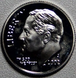2002 S Roosevelt Proof Silver Dime