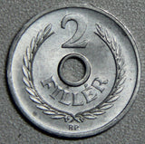 1963 Hungary 2 Filler BU- Lot 3