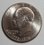 1976 D Eisenhower Dollar Type 2 BU