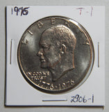 1976 Eisenhower Dollar Type 1 BU