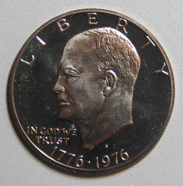 1976 S Eisenhower Dollar Type 2 Proof