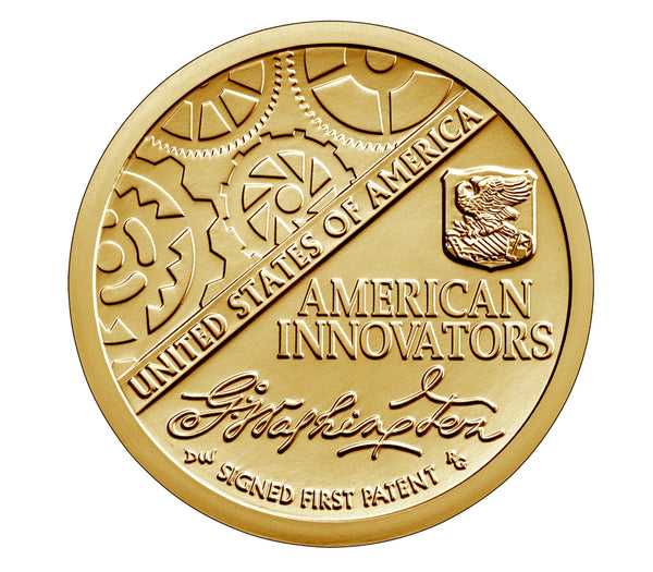2018 P D American Innovation Dollar Set- From US Mint Rolls
