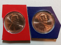 2018 P D Lincoln Shield Cent Set from US Mint Sets