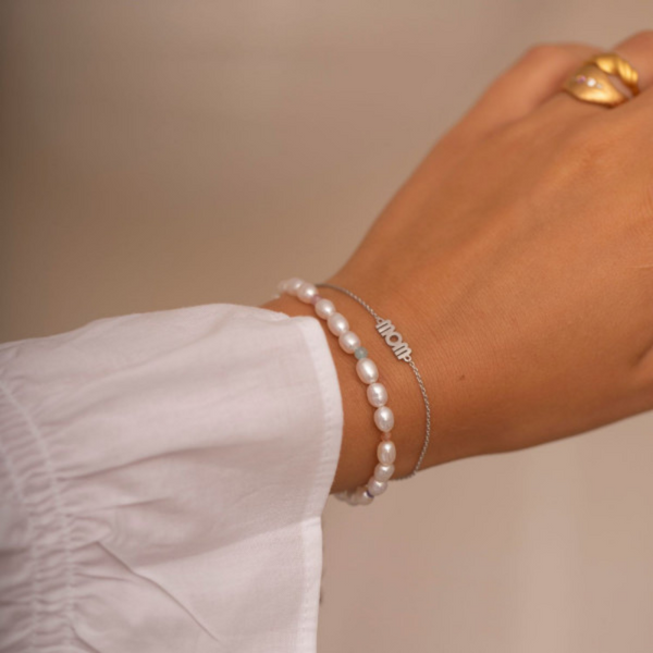 Single zirconia sparkle hook