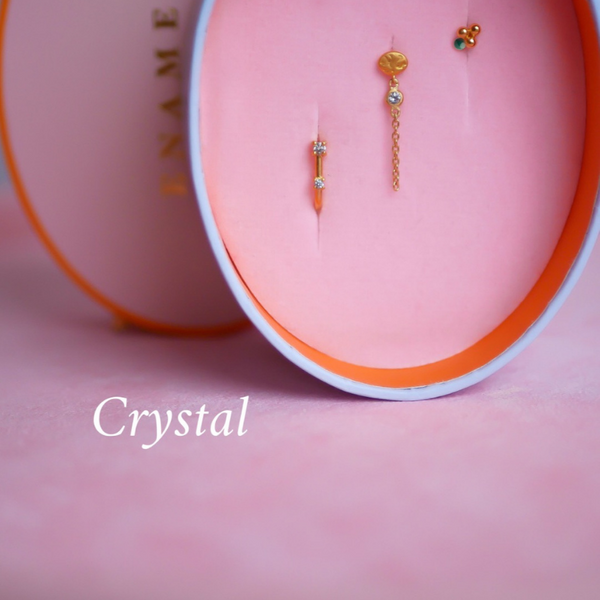 Enamel Box Crystal