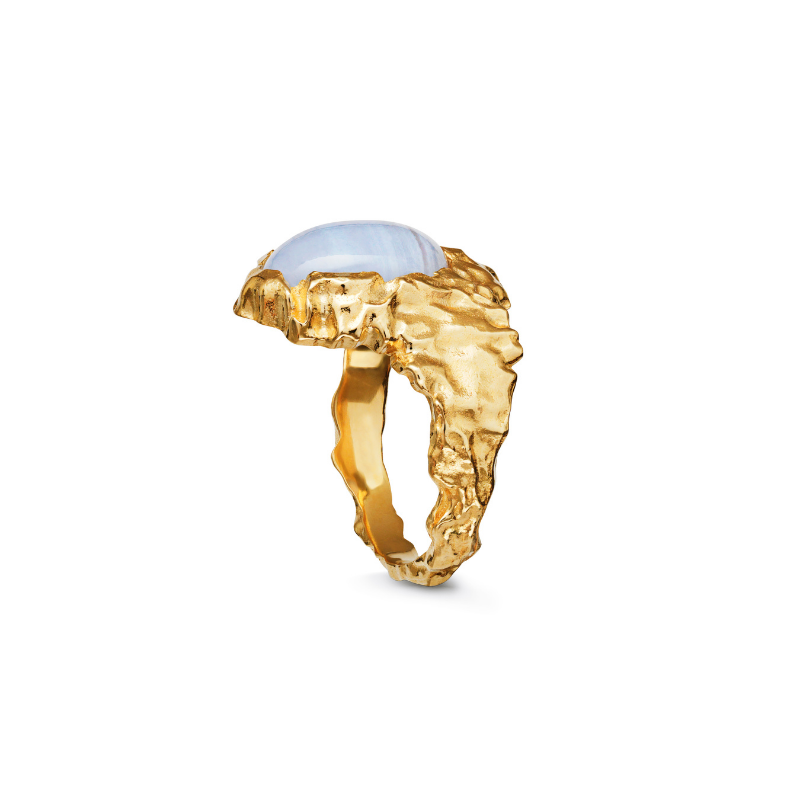 Goddess Blonde Ring