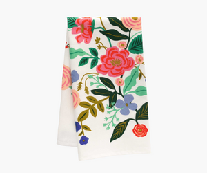 Flora Tea Towel