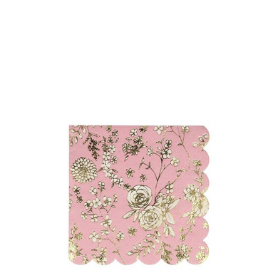 English Garden Lace Small Napkins