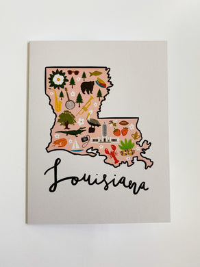 LA Greeting Cards