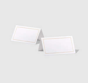 Good as Gold Place Cards