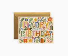 Load image into Gallery viewer, Birthday Greeting Cards