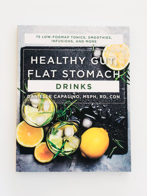 Healthy Gut, Flat Stomach Drinks Book
