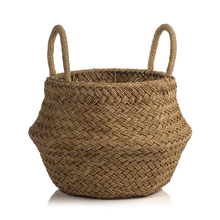 Load image into Gallery viewer, Seagrass Rope Basket - Large