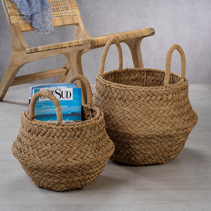 Seagrass Rope Basket - Large