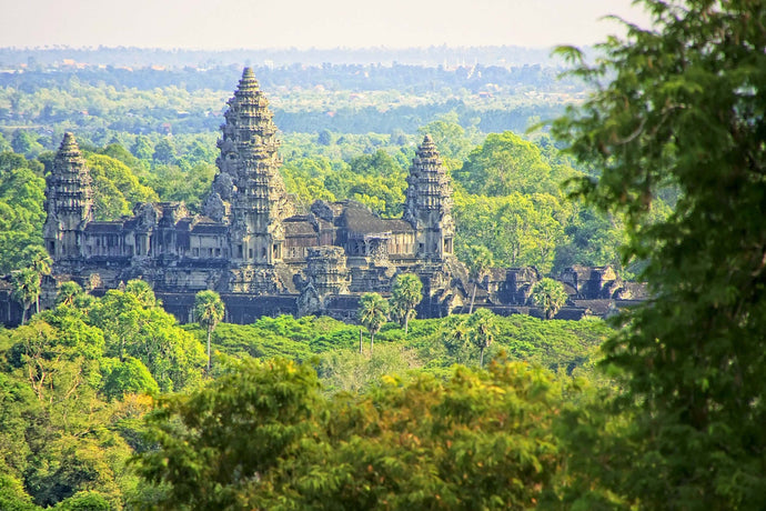 Cambodia Extension: The Temples of Angkor by Vespa