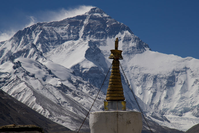 Tibet to Mount Everest