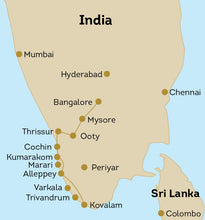 Captivating South India