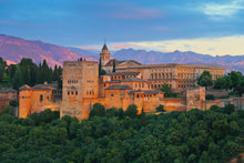 Madrid, Andalusia, and the Mediterranean Coast
