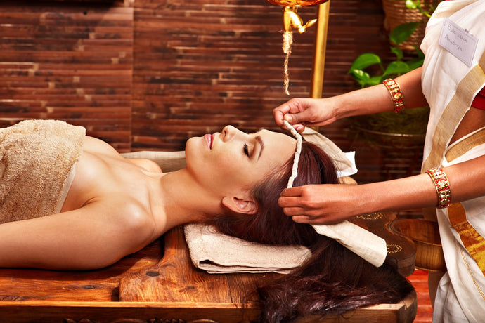 Spa Extension : Anandas in the Himalayas