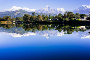 Mountains, Lakes, and Jungles of Nepal