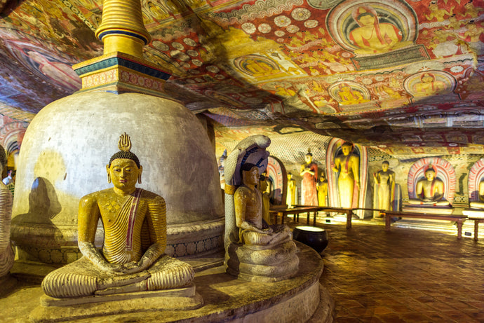 Sri Lanka Culture and Beach Break