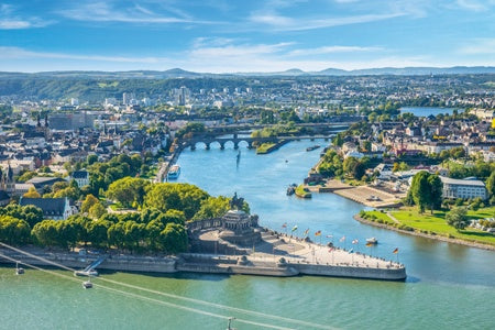 The Rhine & Moselle