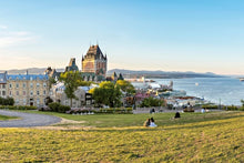 Cruising Canada on the Saint Lawrence River, from Montreal to Saint Pierre and Miquelon (port-to-port package)