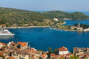 Croatia and Montenegro (port-to-port cruise)