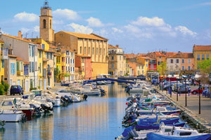 Lyon to the tip of Provence on The Rhone & Saone Rivers (port-to-port cruise)