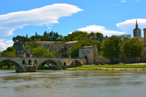 The gateway to Provence, the Camargue, the Rhône and the Saône