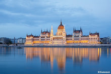 The beautiful blue Danube (port-to-port cruise)