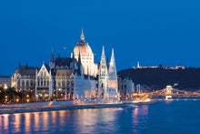 Trans-European cruise from Strasbourg to Budapest (port-to-port cruise)