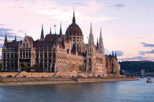 Budapest, the Pearl of the Danube (port-to-port cruise)