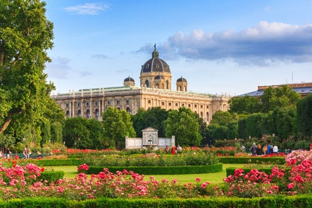 From Amsterdam to Vienna : Holland, the Romantic Rhine and the Danube (port-to-port cruise)