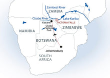 Southern Africa: travel to the ends of the earth (port-to-port cruise)