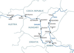 From the Tisza to the Danube, through the Real Hungary (port-to-port cruise)