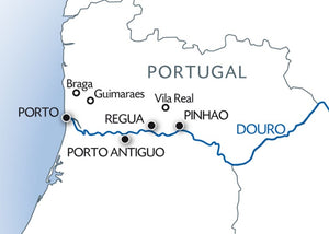 Porto and the Douro Valley (port-to-port cruise)