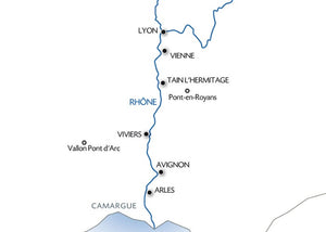 The Magic of the Provençal Rhône and the Camargue (port-to-port cruise)