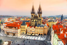 Prague and the pearls of the Danube