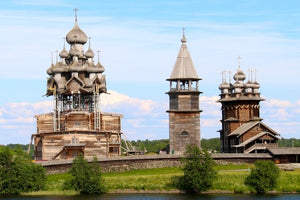 Along the Russian Rivers, from Moscow to Saint Petersburg (port-to-port cruise)