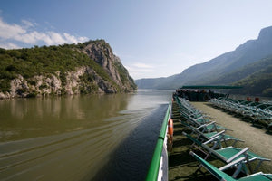 From the Blue Danube to the Black Sea (port-to-port cruise)