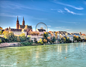 From Amsterdam to Basel: The Treasures of the Celebrated Rhine River (port-to-port cruise)
