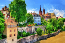 The Moselle River, the Romantic Rhine Valley, and enchanting Alsace and Switzerland