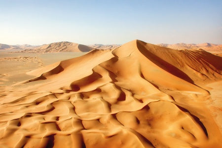 Desert Cruise from Abu Dhabi to Muscat (port-to-port cruise)