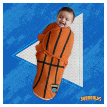 Load image into Gallery viewer, Swaddles for newborns, New dad presents, basketball